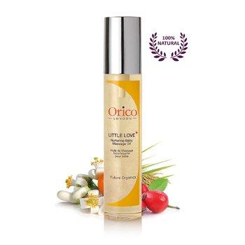 Orico LondonLittle Love Nurturing Baby Massage Oil 100ml/3.38oz