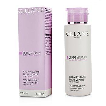 OrlaneOligo Vitamin Vitality Radiance Micellar Water - Face & Eyes 250ml/8.3oz