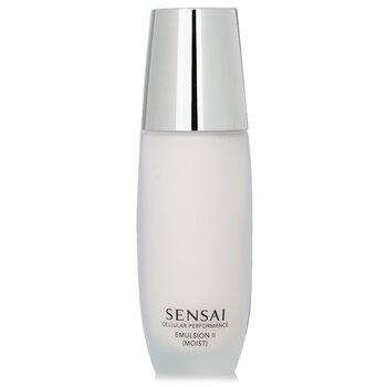 KaneboSensai Cellular Performance Emulsion II - Moist (New Packaging) 100ml/3.4oz
