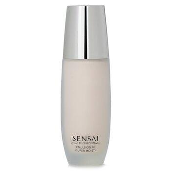 KaneboSensai Cellular Performance Emulsion III - Super Moist (New Packaging) 100ml/3.4oz