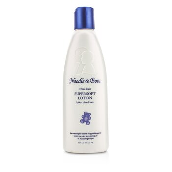 Noodle & BooSuper Soft Lotion - For Face & Body - Newborns & Babies With Sensiteive Skin 237ml/8oz
