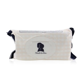Noodle & BooUltimate Cleansing Cloths - For Face, Body & Bottom - 7 72cloths