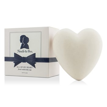 Noodle & Boo All of My Heart French-Milled Baby Soap 255g/9oz skincare