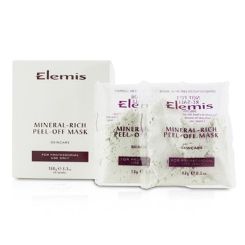 ElemisMineral-Rich Peel-Off Mask (Salon Product) 10x15g/0.5oz