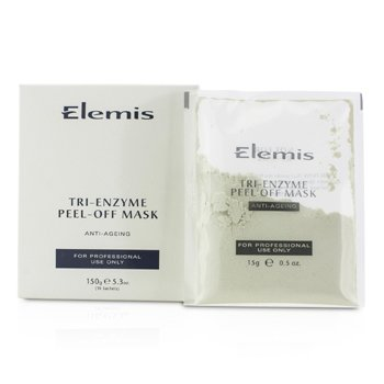 ElemisTri-Enzyme Peel Off Mask (Salon Product) 10x15g/0.5oz
