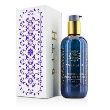 Amouage Interlude Bath & Shower Gel 300ml/10oz
