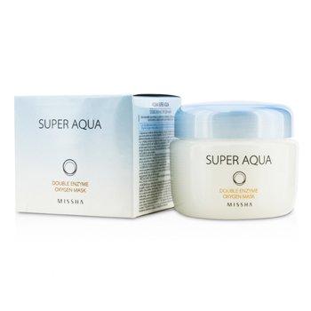 MisshaSuper Aqua Double Enzyme Oxygen Mask 70g/2.5oz