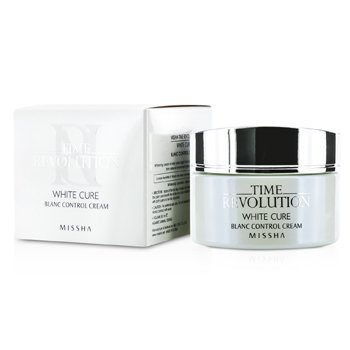 MisshaTime Revolution White Cure Blanc Control Cream 50ml/1.7oz