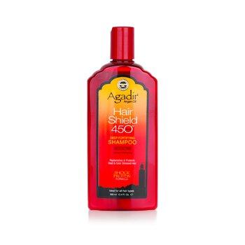Agadir Argan Oil Hair Shield 450 Plus Deep Fortifying Shampoo - Sulfate Free (For All Hair Types)  366ml/12.4oz