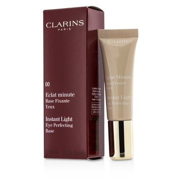 Clarins Baza pod cienie do powiek Instant Light Eye Perfecting Base - #00  10ml/0.3oz