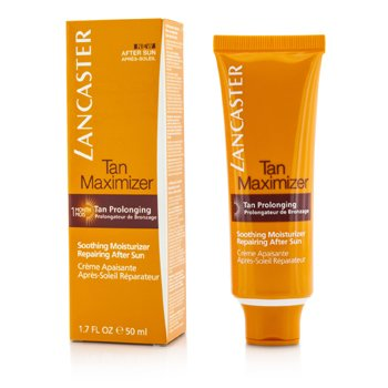 LancasterTan Maximizer Soothing Moisturizer Repairing After Sun 50ml/1.7oz