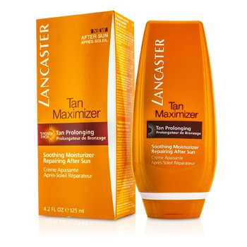 LancasterTan Maximizer Soothing Moisturizer Repairing After Sun 125ml/4.2oz