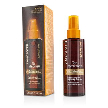 ������ Tan Maximizer Sublimating Oil Repairing After Sun - ��� ���� ������ ������ ���� ����� ����  150ml/5oz