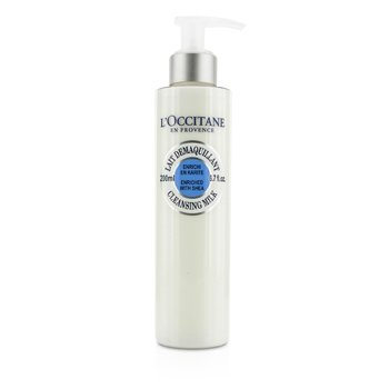 L'OccitaneShea Cleansing Milk - Susu Pembersih 200ml/6.7oz