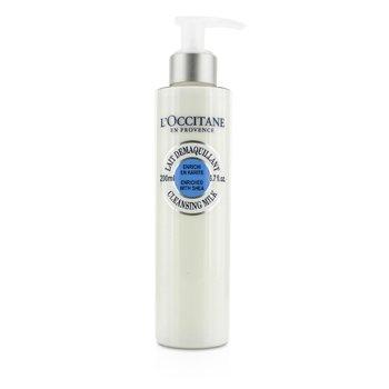 L'Occitane Shea Cleansing Milk - Susu Pembersih  200ml/6.7oz