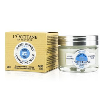 L'Occitane Shea Light Comforting Cream - Kulit Normal ke Kombinasi  50ml/1.7oz