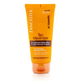 Lancaster Balsam do mycia cia�a Tan Maximizer In Shower Body Lotion  200ml/6.7oz