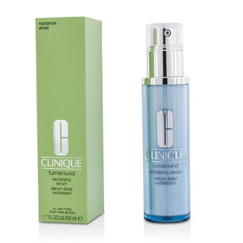 CliniqueTurnaround Revitalizing Serum 50ml/1.7oz