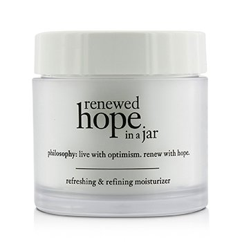 Philosophy Renewed Hope In A Jar All-Day Skin-Renewing Moisturizer  60ml/2oz