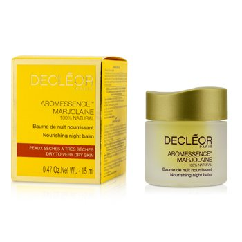 Decleor Aromessence Marjolaine B�lsamo Humectante Noche (Piel Seca a Muy Seca)  15ml/0.5oz