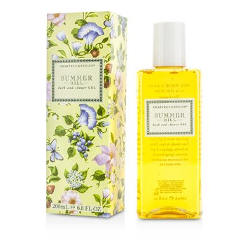 Crabtree & EvelynSummer Hill Bath & Shower Gel 200ml/6.8oz