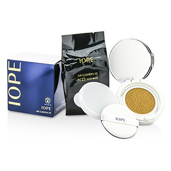 IOPE Air Cushion XP SPF50 With Extra Refill - #N23 (Natural Beige) 2x15g/0.525oz