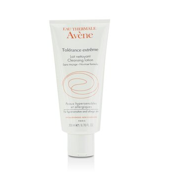 AveneTolerance Extreme Cleansing Lotion (For Hypersensitive & Allergic Skin) 200ml/6.76oz