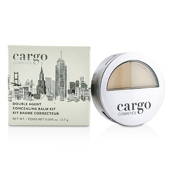 Cargo Double Agent Concealing Kit – 1C Fair 2.7g/0.095oz