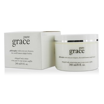 PhilosophyPure Grace Whipped Body Creme 240ml/8oz