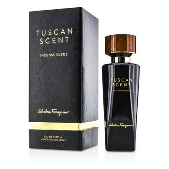 Salvatore FerragamoTuscan Scent Incense Suede Eau De Parfum Spray 75ml/2.5oz