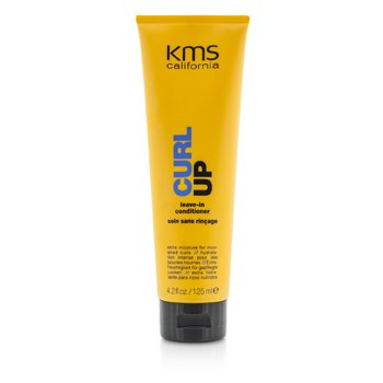 KMS CaliforniaOd�ywka do w�os�w kr�conych bez sp�ukiwania Curl Up Leave-In Conditioner 125ml/4.2oz