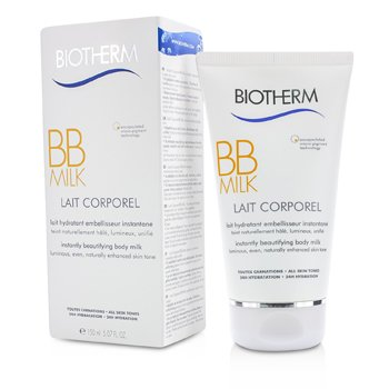 BiothermLait Corporel BB Milk (umidellbart, skj�nnhets�kende kroppsmelk) 150ml/5.07oz