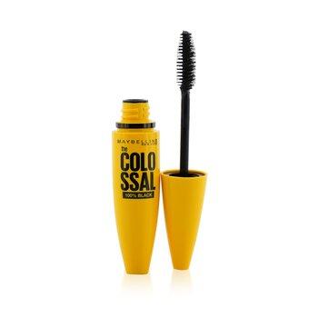 Купить Volum' Express The Colossal 100% Black Mascara 10.7ml/0.36oz, Maybelline