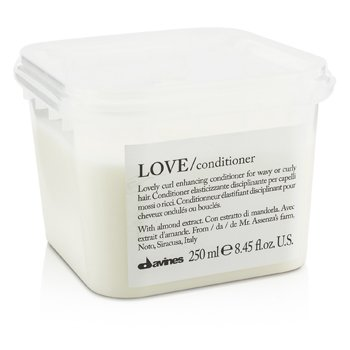 DavinesLove Lovely Curl Enchancing Conditioner (For Wavy or Curly Hair) 250ml/8.45oz