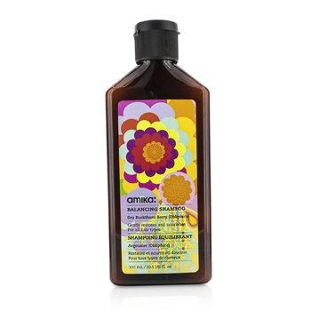 Amika Balancing Shampoo (For All Hair Types)  300ml/10.1oz