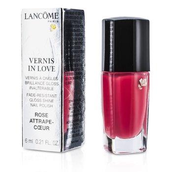 Lancome Vernis In Love Nail Polish - # 333M Rose Attrape Coeur 6ml/0.21oz