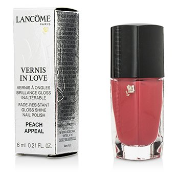 Lancome Vernis In Love Nail Polish - # 362B Peach Appeal 6ml/0.21oz