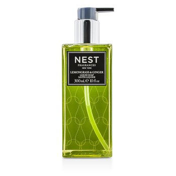 Nest Liquid Soap - Lemongrass & Ginger 300ml/10oz