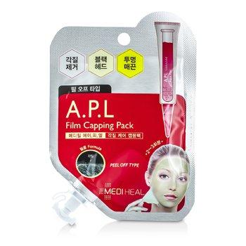MedihealA.P.L Film Capping Pack (Aqua Peel - Peel Off Type) 6pcs
