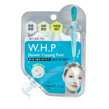 MedihealW.H.P Shower Capping Pack (White Hydrating Program - Wash Off Type) 6pcs