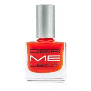 Dermelect ME Nail Lacquers - Mellow Drama (Cayenne Coral) 11ml/0.4oz