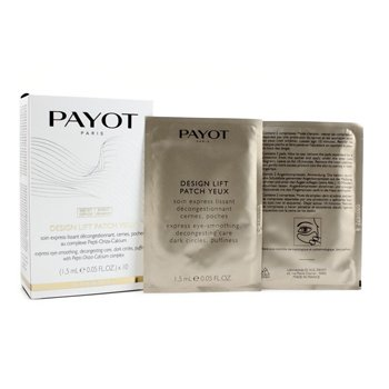 Payot Les Design Lift Design Lift Patch Yeux  10x1.5ml/0.05oz