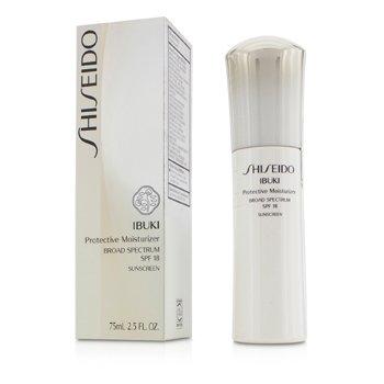 ShiseidoIBUKI Protective Moisturizer SPF18 75ml/2.5oz