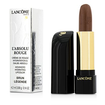 Lancome L�Absolu Rouge Jemn� zmyseln� r� – No. 255 Brun Legende  4.2ml/0.14oz
