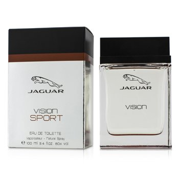 JaguarVision Sport Eau De Toilette Spray 100ml/3.4oz