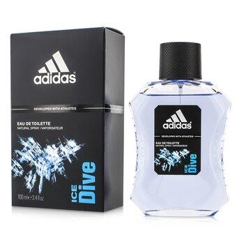 Adidas Ice Dive EDT Spray 100ml/3.4oz  men
