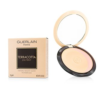 Guerlain Terracotta Joli Teint Natural Healthy Glow Duo Polvo - # 00 Clair/Light Blondes  10g/0.35oz