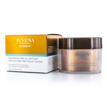 JuvenaSunsation Classic Bronze After Sun Gel-Cream 200ml/6.8oz