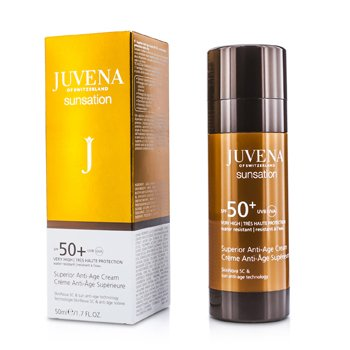 JuvenaSunsation �������������� ���� SPF 50+ 50ml/1.7oz