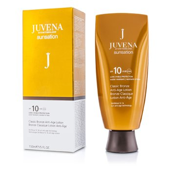 JuvenaSunsation Classic Bronze Anti-Age Lotion SPF 10 150ml/5oz